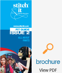 Stitch It Style Guide Issue 1